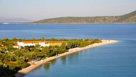 Aghios Dimitrios Beach